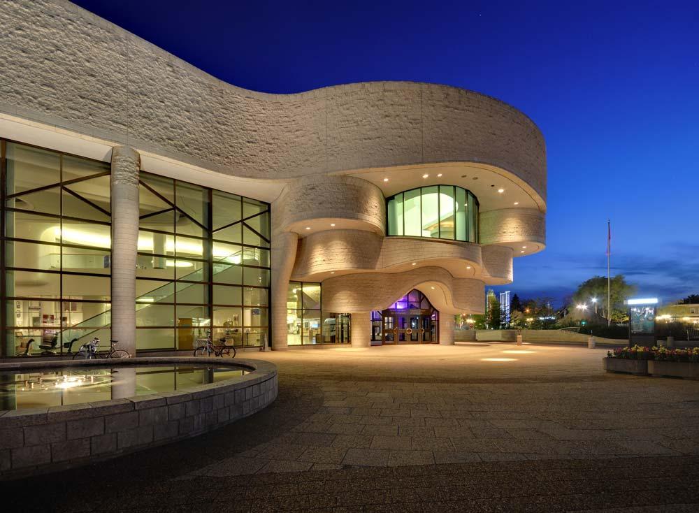New Canadian History Hall!